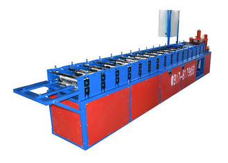 Automatic Ceiling C Channel Rolling Machine , Track / Stud Roll Forming Machine
