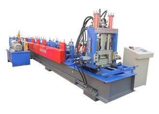 Interchangeable CZ Purlin Roll Forming Machine Working Speed 20-25 M/Min