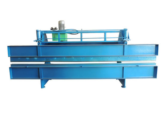 China 1mm Thickness Metal Bending Machine Size 4.2*1.2*1.7m Without Frame Limit supplier