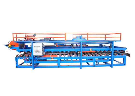 China Steel Sheet Sandwich Panel Forming Machine With Glue Brush Auto Working System factory