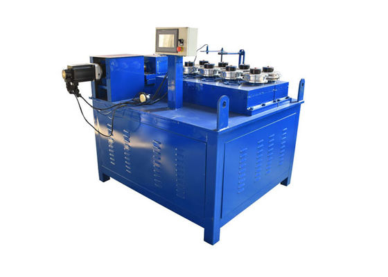 China Roof Panel Metal Bending Machine / Steel Bending Machine For Tube And Square distributor