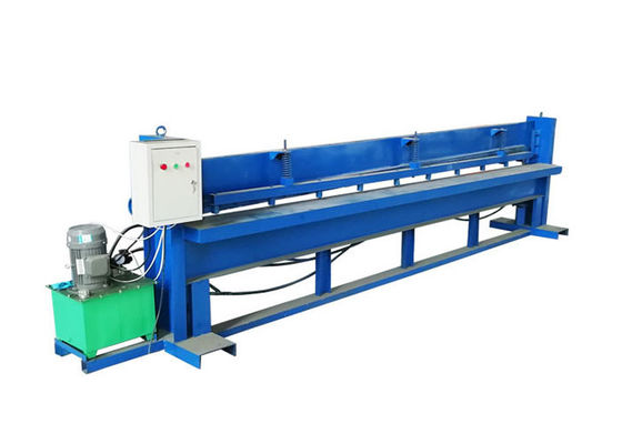 China Aluminum Profile Hydraulic Sheet Metal Guillotine Productivity 25-30 M/Min distributor