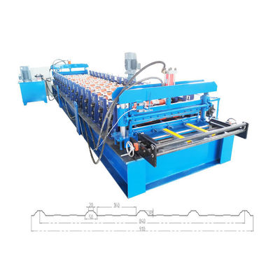 China CE standard building material steel sheet coated panel roofing sheet roll forming making machine factory