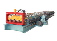 Automatic Cold Roll Forming Machine , 25 Stations Floor Decking Forming Machine