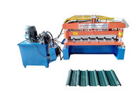 full automatic roof galvanized iron sheet metal roll forming machines