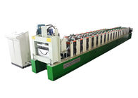 Weight 3.5T Color Steel Roll Forming Machine Under Frame 300H Beam Voltage 380V
