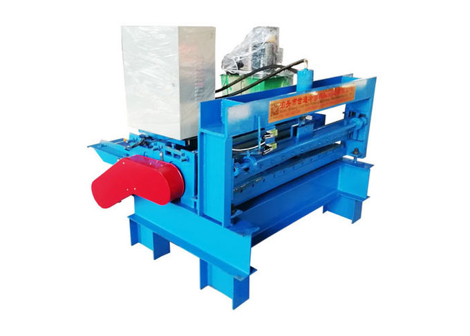 Steel Sheet Coil Metal Shearing Machine For Flatting Level And Cut Length