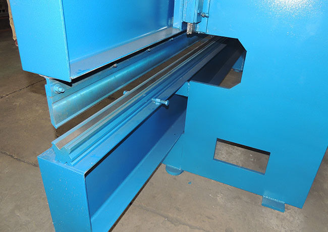 1mm Thickness Metal Bending Machine Size 4.2*1.2*1.7m Without Frame Limit